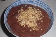 Mousse di tofu al cacao
